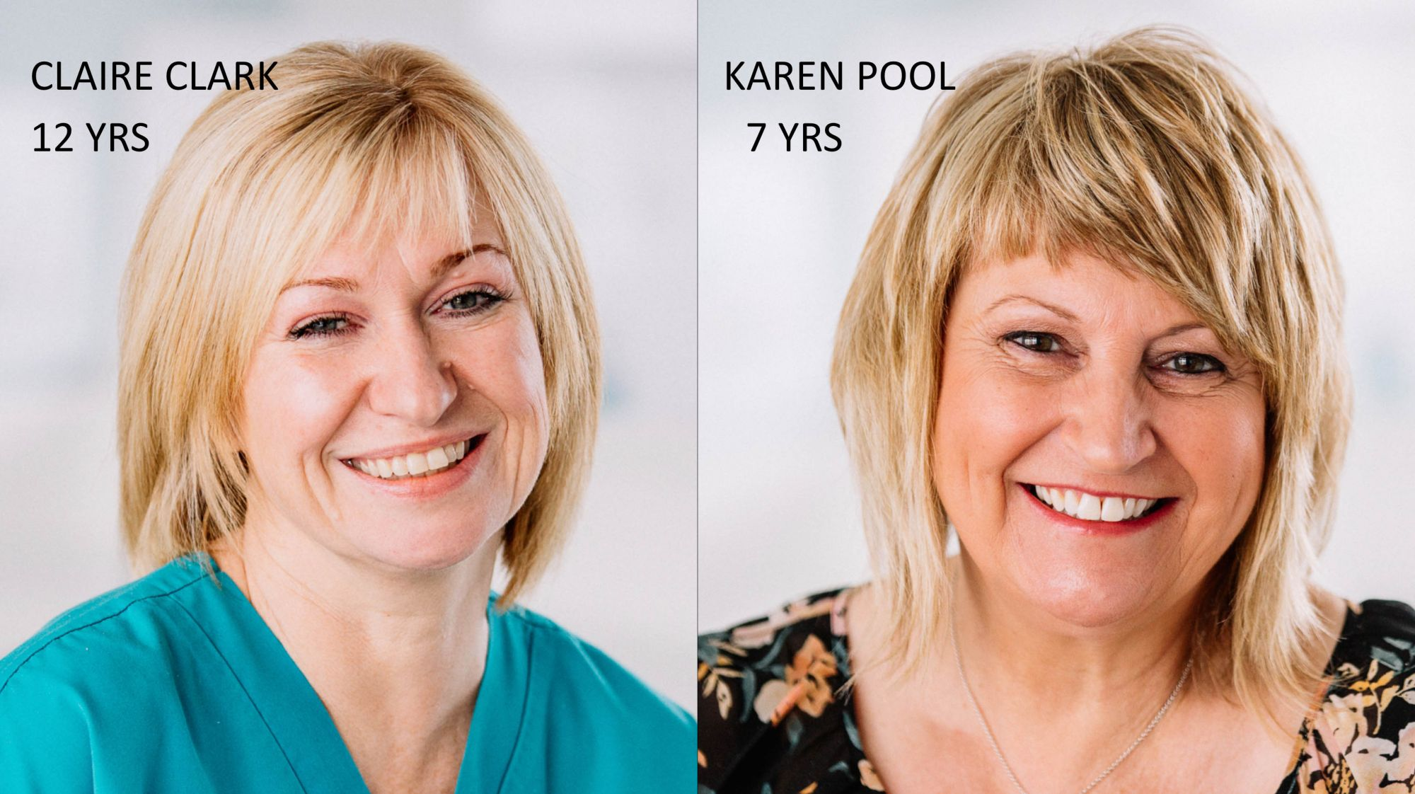 Our referral practice has been seeing patients for 12 years since September 7 2007